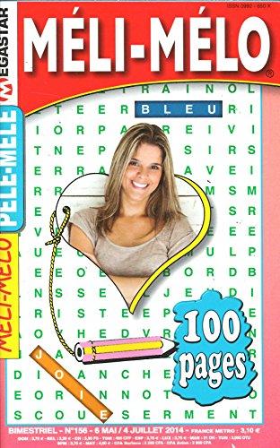 méli-mélo - mots pêle-mêle - 100 pages