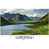 Lofoten 2016 - Nordmeer / Norwegen - Bildkalender XXL (68 x 46) - Landschaftskalender - Naturkalender