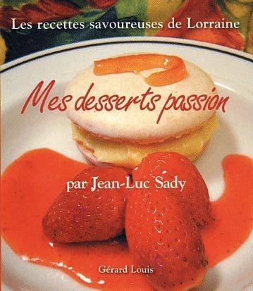 Mes desserts passion