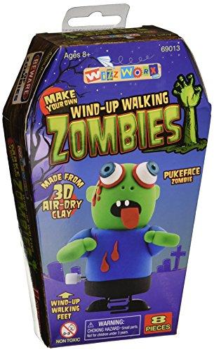 university-games-wizz-worx-wind-up-walking-zombies-pukeface-zombie-inviato-da-uk
