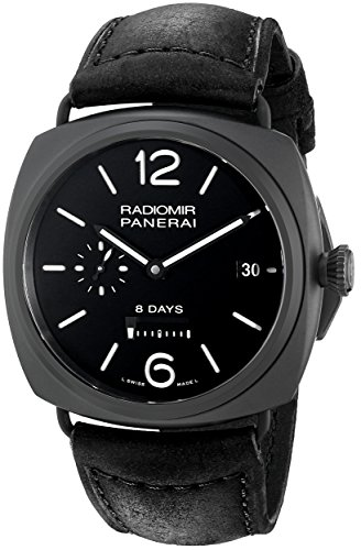 panerai-mens-45mm-black-synthetic-leather-band-automatic-watch-pam00384