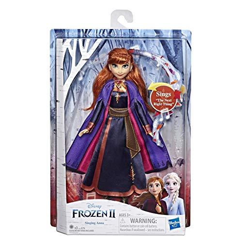 Hasbro Disney Frozen-E6853IC0 Bambola, Multicolore, E6853IC0