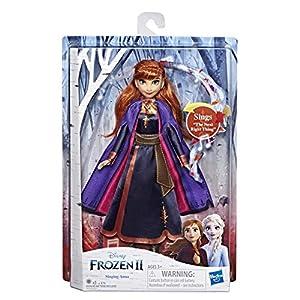 Hasbro Disney Frozen 2 Anna Cantatrice,, E6853IC0