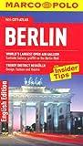 MARCO POLO Reiseführer Berlin Englisch - Christine Berger