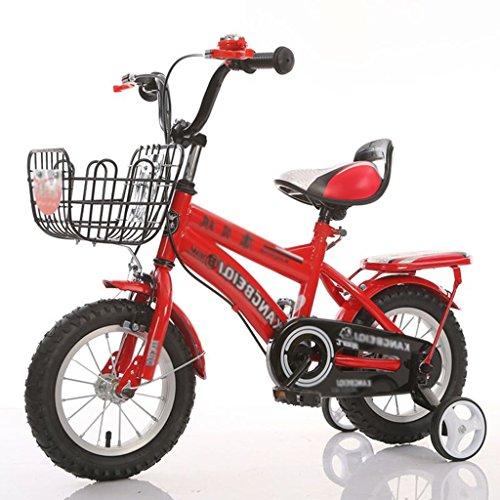&Klappwagen Kinder Fahrrad Kinderwagen Fahrrad Kind Baby Mountainbike (Farbe : 1#, größe : C)