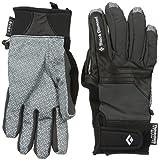 Black Diamond Arc Handschuhe für Kaltwetteraktivitäten/Warmer, wasserbeständiger Schneehandschuh aus grifffestem Material für Skitouren oder Bergsport/Unisex Black, Größe M