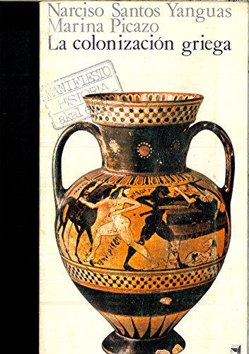 La colonización griega.