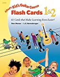 Best Guitars For Kids - Kid's Guitar Course Flash Cards 1 & 2: Review