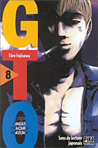 GTO (Great Teacher Onizuka), tome 8