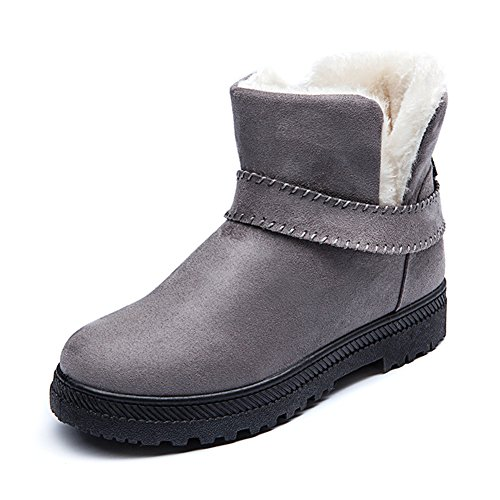 Fortuning's JDS Caldi stivali scarsità della ragazza delle donne del