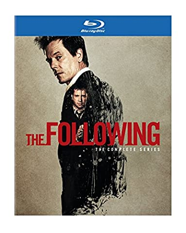 Following: Complete Series Box Set [Blu-ray] [Import anglais]
