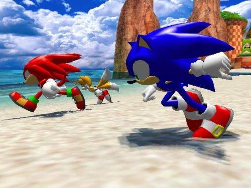 Ansicht vergrößern: Sonic Heroes