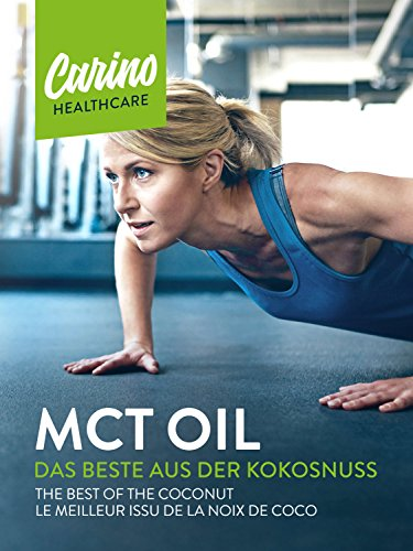Carino I 500ml MCT Öl I Oil aus 100% Kokosöl I Vegan geeignet für Bulletproof Coffee I geschmacksneutral I Caprylsäure (C-8) und Caprinsäure (C-10) - 4