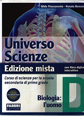 Universo Scienze D Biologia: L'uomo