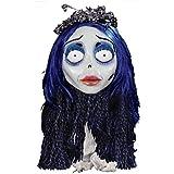 máscara cadáver de la novia Emily Deluxe