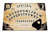 Wiccan Star Grande a3 Classique Bois en Planche de Ouija avec sa Goutte avec Instructions détaillées (en Anglais)