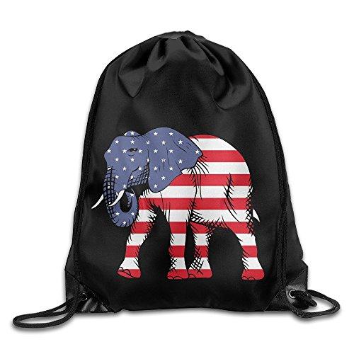 Artpower Nashville Tennessee Skyline Sihouette Sport Backpack Drawstring Print Bag (1515 Le Halloween)