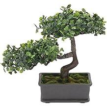 Japanische Deko Bonsai Baum Pflanzen Dekoration Kunstpflanze Pflanze