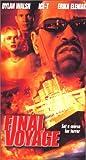 Final Voyage [VHS]