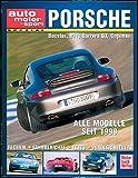 Porsche - Boxster, 911, Carrera GT, Cayenne: Technik - Fahrberichte - Tests - Vergleichstests (auto motor und sport spezial)
