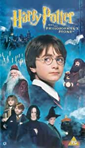 Harry Potter and the Philosopher's Stone [VHS] [2001]