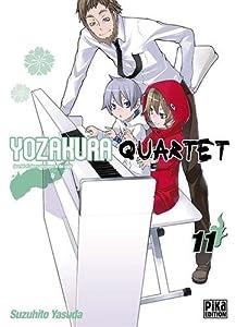Yozakura Quartet Edition simple Tome 11