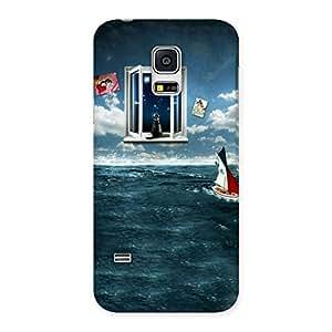 Impressive Water Wonder Back Case Cover for Galaxy S5 Mini