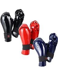 Macho Dyna cerrada dedo Punch - negro Negro negro Talla:large
