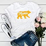 Mama Bear T-shirt/Mothers Day Gift/Family Bear Set/Pregnancy announcement