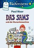 Das Sams und die Wunschmaschine: Mit 16 Seiten Leserätseln und -spielen (Büchersterne)