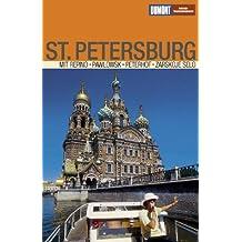 DuMont Reise-Taschenbuch St. Petersburg