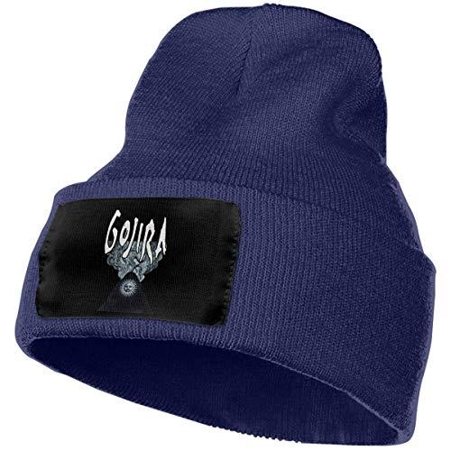 ARTOPB Fashion Funny 2019 Warm Winter Beanie Unisex Beanie Hat Gojira Knit  Hat 4ff2a86be9cf