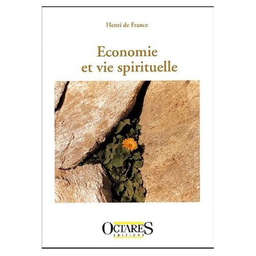 Economie et vie spirituelle