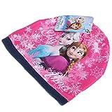 Disney Sisters Snowflake Sombrero, Azul (Navy