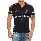 92Y2 Adidas Besiktas BJK 14 Istanbul Trikot Fußball Shirt Auswärts B21492 XS