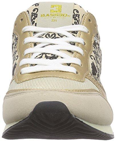 XTI - 41085, Scarpe da ginnastica Donna Oro (Gold (Oro))