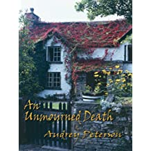 An Unmourned Death (Five Star First Edition Mystery)