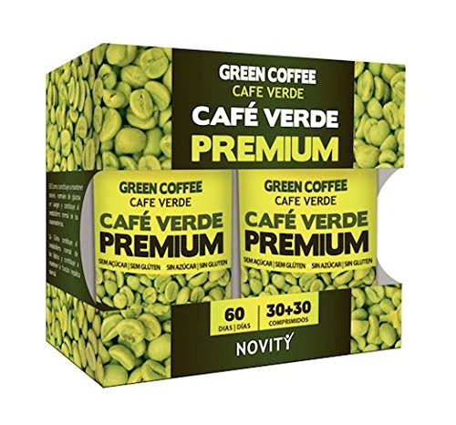 Café Verde Premium- 30+30 caps. - Novity