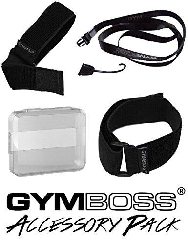 Paquet d'accessoires pour minuteur d'intervalles et chronomètre Gymboss