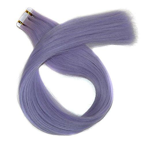 Bluestercool Mädchen Temperaturänderung für Frauen bunte glatte Haare ()