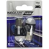 OSRAM NP2260CW-02B Neolux LED Retrofit 6000 K BAY15D P21/5W 12 V/1,2 W, Set de 2