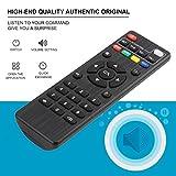 guoxuEE Control Remoto por Infrarrojos para Android TV Box MXQ / M8N Controlador Remoto de reemplazo Negro