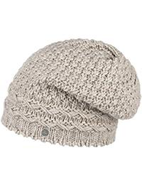 Lierys Pinea Long Beanie für Damen und Herren Strickbaske Oversizemütze Damenmütze Oversize, Oversize, Oversize Herbst Winter