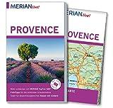 MERIAN live! Reiseführer Provence: Mit Extra-Karte zum Herausnehmen - Gisela Buddée