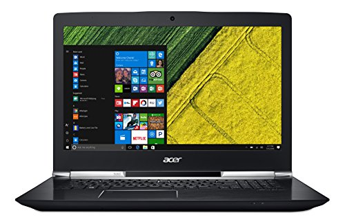 "Acer Aspire V 17 Nitro Black Edition Gaming Laptop, 17.3"" Full HD, Tobii Eye Tracking. Intel i7, NVIDIA GeForce GTX 1060, 16GB DDR4, 256GB SSD, VN7-793G-709A"
