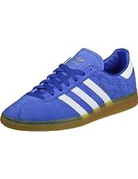 Zapatillas Adidas Munchen Azul 44 Azul