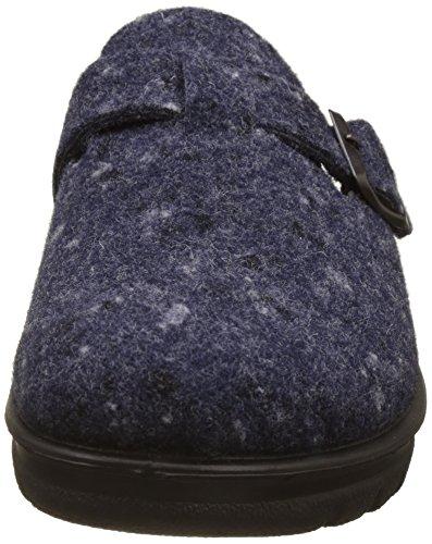 Pantofole Romika Ladies Village 390 Blu (blu-multi (502))