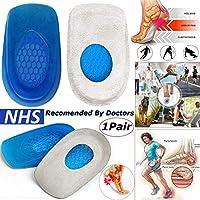 Gadget Zone UK , Unisex Orthopädische Einlegesohlen Blau blau preisvergleich bei billige-tabletten.eu