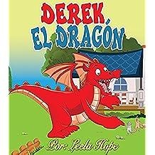 Derek el Dragón (libros en español para niños nº 1)