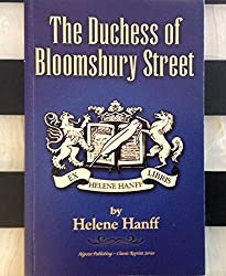 The Duchess of Bloomsbury Street (Classic Reprint Ser.) First Edition by Helene Hanff (2002) Taschenbuch
